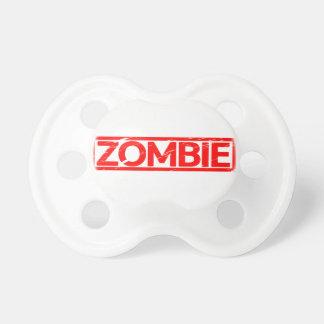 Tétine Timbre de zombi