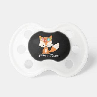 Tétine Vêtements de bébé de Fox