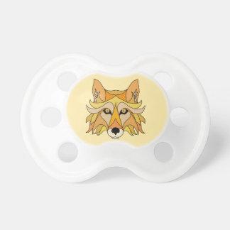 Tétine Visage de Fox