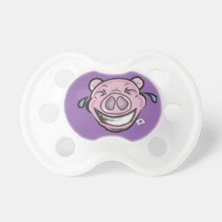 Tétine visage de lol de porc drôle