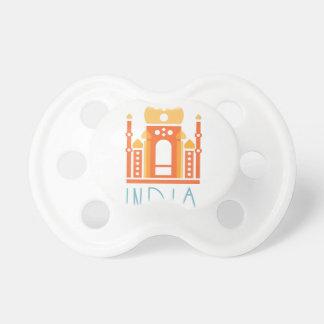 Tétine Yoga de l'Inde