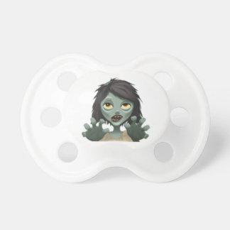 Tétine Zombi de femme - Emoji