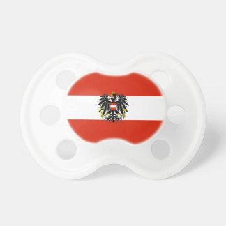 Tétines de l'Autriche