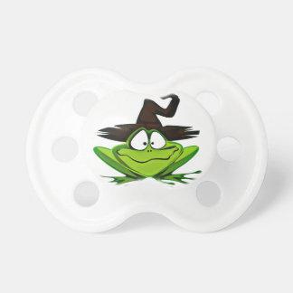 Tétines grenouilles sorcière0 à 6 mois BooginHead®