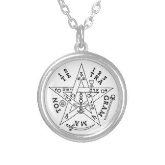Tetragrammaton Pendentif Rond