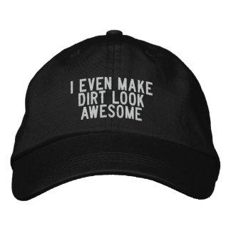 [texte de modèle] - customisé casquette brodée