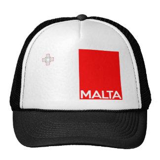 texte de nom de symbole de drapeau de pays de casquettes