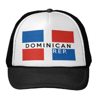 texte de nom de symbole de drapeau de pays de la casquette de camionneur