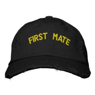 Texte de premier compagnon chapeaux brodés