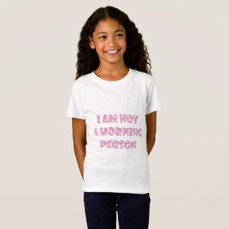 texte drôle d'aquarelle T-Shirt