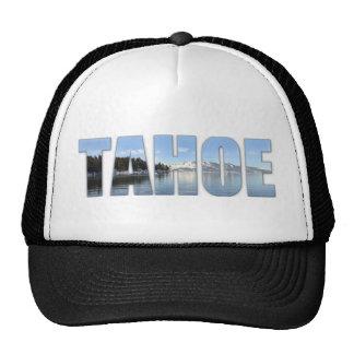 Texte du lac Tahoe Casquettes