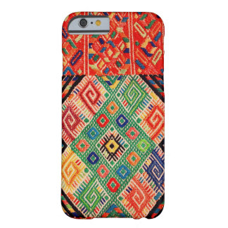 Textile tissé indigène coque barely there iPhone 6