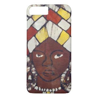 Textiles peints à la main dépeignant chaque jour coque iPhone 7 plus