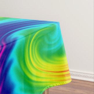 texture abstraite d'arc-en-ciel nappe