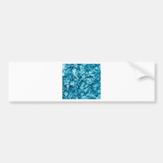texture approximative bleue autocollant de voiture
