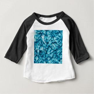 texture approximative bleue t-shirt pour bébé