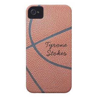 texture_Autograph-Style de Spirit_Basketball Coques iPhone 4 Case-Mate