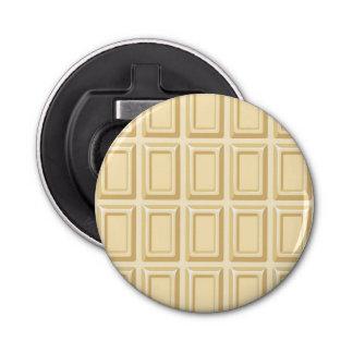 Texture blanche de barre de chocolat