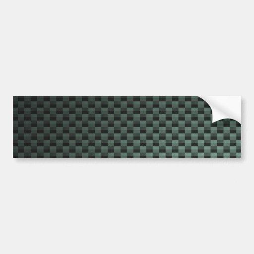 Texture de fibre de carbone autocollants pour voiture