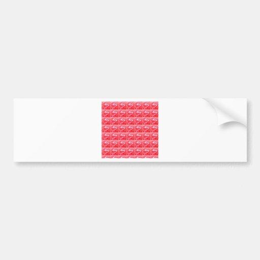 texture de FRAMBOISE de modèle de do-it-yourself + Autocollants Pour Voiture