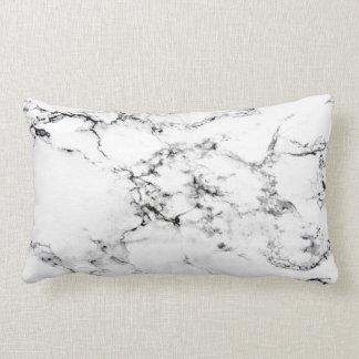 Texture de marbre coussin décoratif