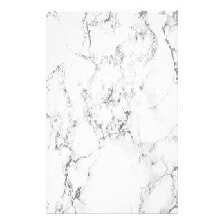 Texture de marbre papeterie