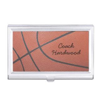 Texture de Spirit_Basketball d'équipe Porte-cartes De Visite