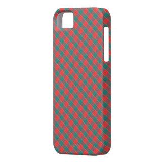 Texture de tissu iPhone 5 case