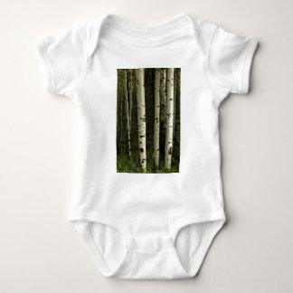 Texture d'un portrait de forêt body