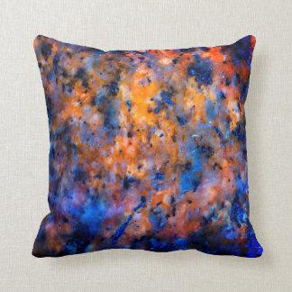 Texture élégante coussin décoratif