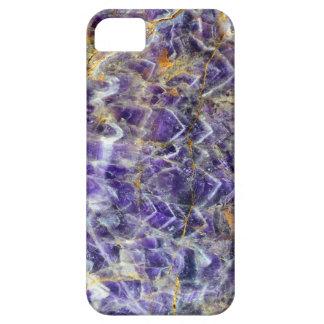 texture en pierre 5.JPG d'améthyste Coque Case-Mate iPhone 5