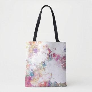 Texture grunge abstraite avec la peinture 2 sac