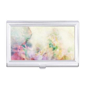Texture grunge abstraite avec la peinture porte-cartes de visite