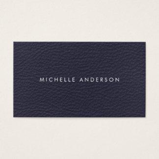 Texture minimaliste cartes de visite