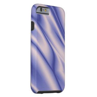 texture violette en soie coque tough iPhone 6