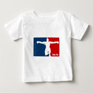 Thaïlandais de Muay T-shirt Pour Bébé