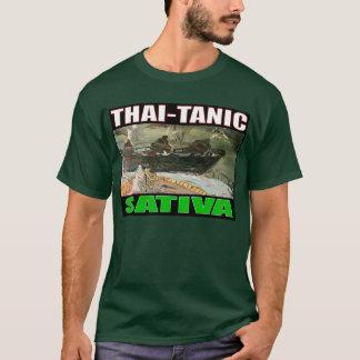 THAÏLANDAIS - TANIC SATIVA T-SHIRT