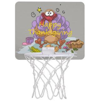 Thanksgiving Mini-panier De Basket