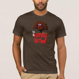 Thanksgiving Turquie - dans TOUT donnez les mercis T-shirt
