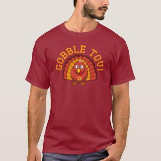 Thanksgivukkah avalent le T-shirt de Tov Turquie