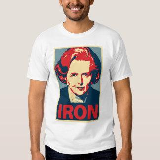 Thatcher la Dame de fer T-shirts