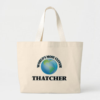 Thatcher la plus intelligente du monde sacs