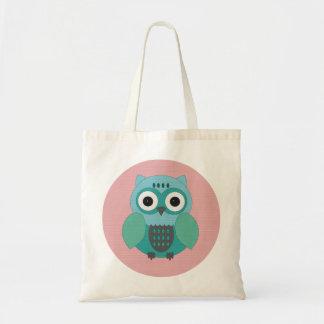 That's a Blue Owl Bag Sacs De Toile
