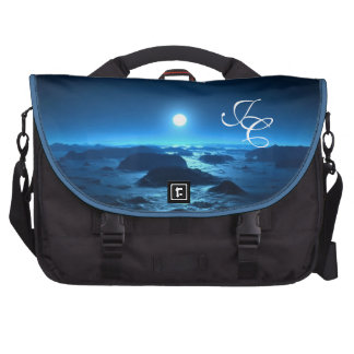 The blue coast sacoches ordinateur portable