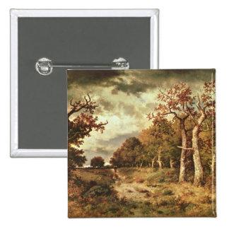 The Edge de la forêt, 1871 Badges