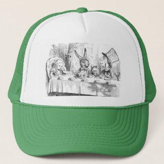 Thé fou de chapelier casquette