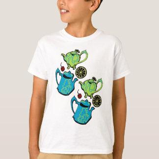 Thé fou de chapelier t-shirt