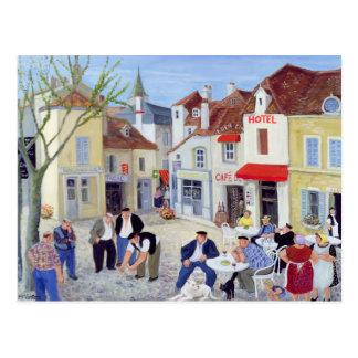The Game Bourgogne Carte Postale