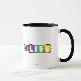 The Game de logo de la vie Mugs