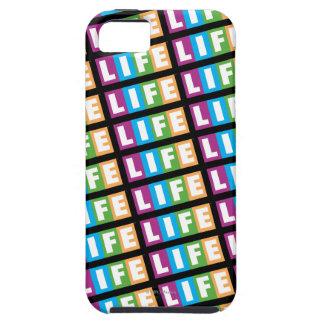 The Game de rétro logo de la vie Coques iPhone 5 Case-Mate